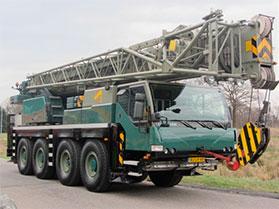 Автокран Liebherr LTM 1060/1